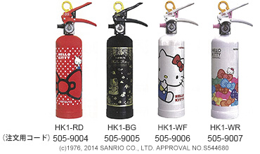 HK1-RD HK1-BG HK1-WF HK1-WR (注文用コード)505-9004 505-9005 505-9006 505-9007 (c)1976, 2014 SANRIO CO., LTD. APPROVAL NO.S544680